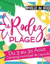 Rodez Plage à Layoule