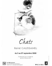Exposition : René Caussanel