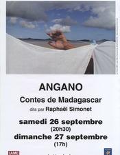 Angano : Contes de Madagascar