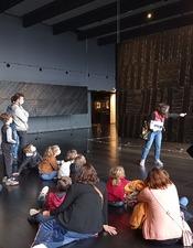 mes vacances au musée Soulages :  visites / ateliers pour le jeune public (copie)