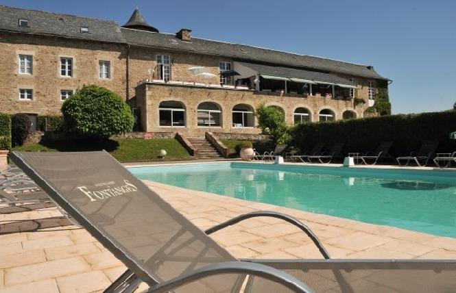 Hostellerie de Fontanges (hôtel) 8 - Onet-le-Château