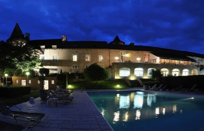 Hostellerie de Fontanges (hôtel) 2 - Onet-le-Château