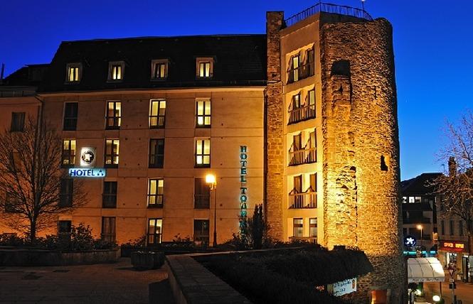 HOTEL DE LA TOUR MAJE 1 - Rodez
