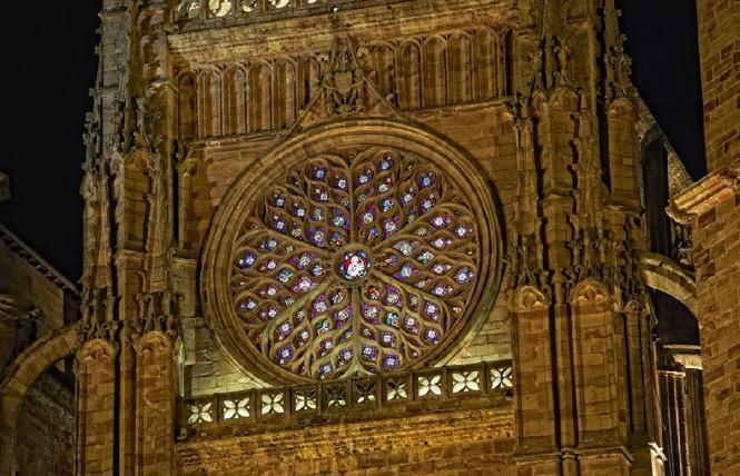 Cathédrale Notre-Dame de Rodez 9 - Rodez