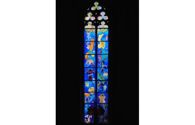 Cathédrale Notre-Dame de Rodez 12 - Rodez