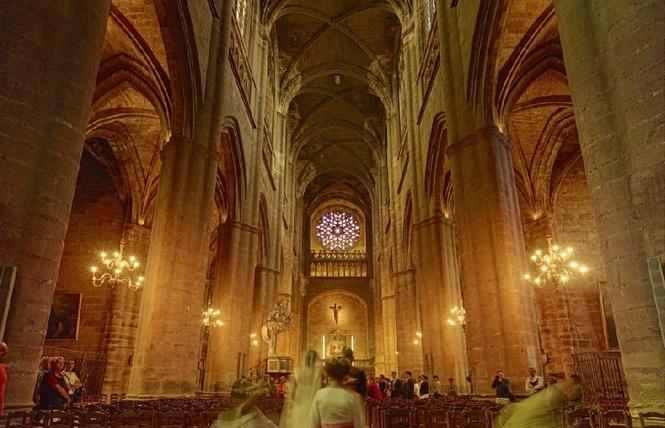 Cathédrale Notre-Dame de Rodez 7 - Rodez