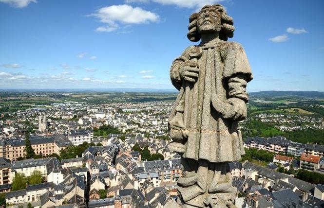 Cathédrale Notre-Dame de Rodez 8 - Rodez