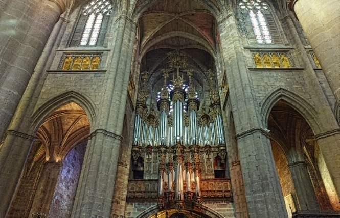 Cathédrale Notre-Dame de Rodez 6 - Rodez